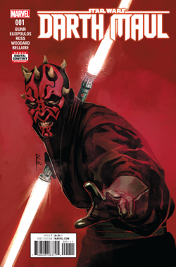 Darth Maul 1 cover