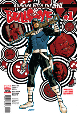 bullseye 1 cover