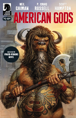 American Gods 1 cover