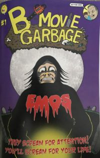 b movie garbage cover