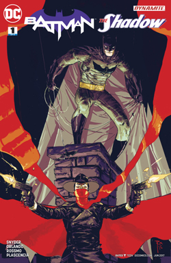 Batman-Shadow 1 cover