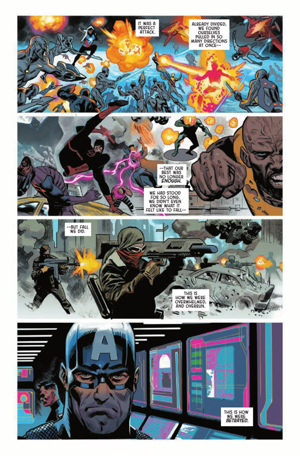 Secret Empire 0 preview