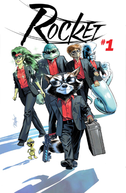 Rocket 1 cover