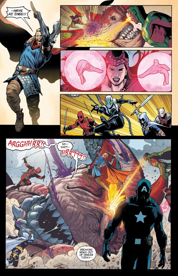 Secret Empire 1 preview
