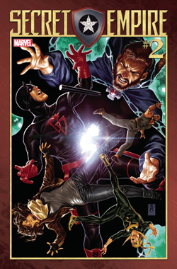 Secret Empire 2 cover