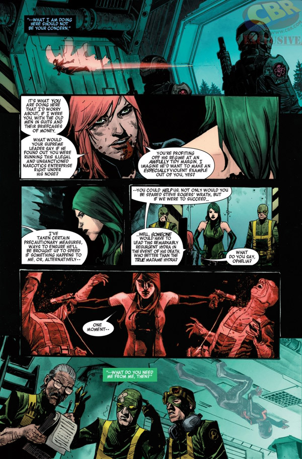 Secret Empire 5 preview