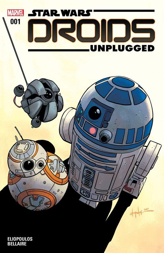Star Wars Droids Unplugged