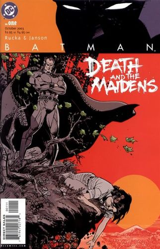 Ra's Al Ghul - Death and the Maidens