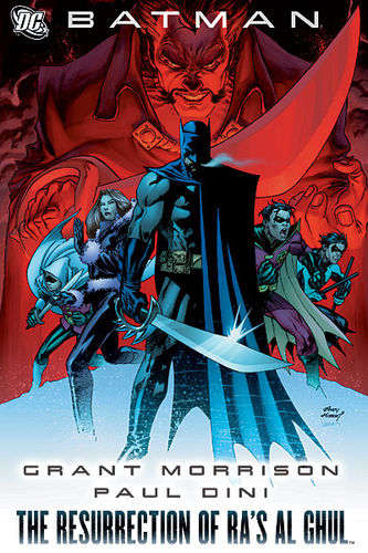 Ra's Al Ghul - Batman Resurrection of