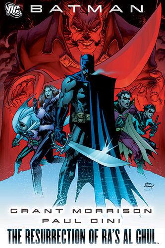 Ra's Al Ghul - Batman Resurrection of