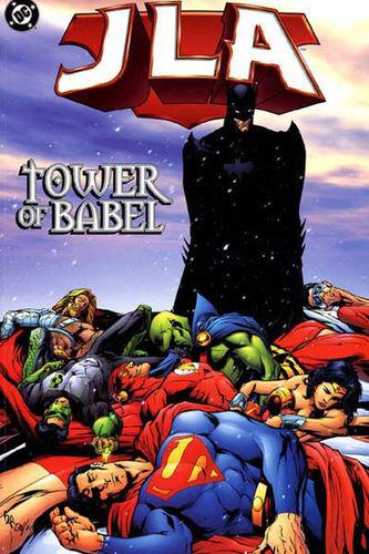 Ra's Al Ghul - JLA Tower of Babel