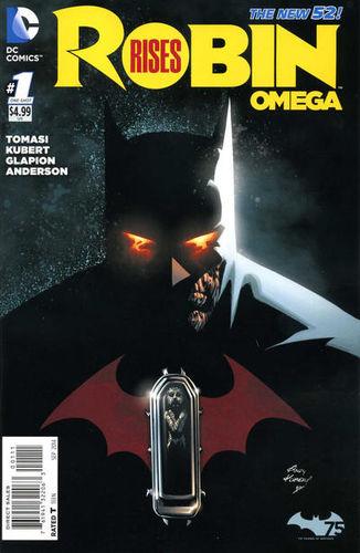 Ra's Al Ghul - Robin Rises Omega
