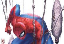 Spider-man Master Plan Variant Cover