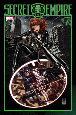 Secret Empire 7 cover