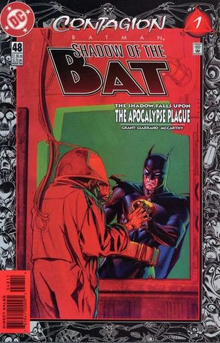 Ra's Al Ghul - Shadow of the Bat 48