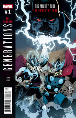 Generations Thor 1 cover