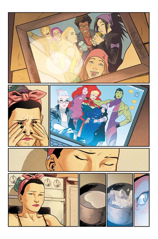 Runaways 1 preview