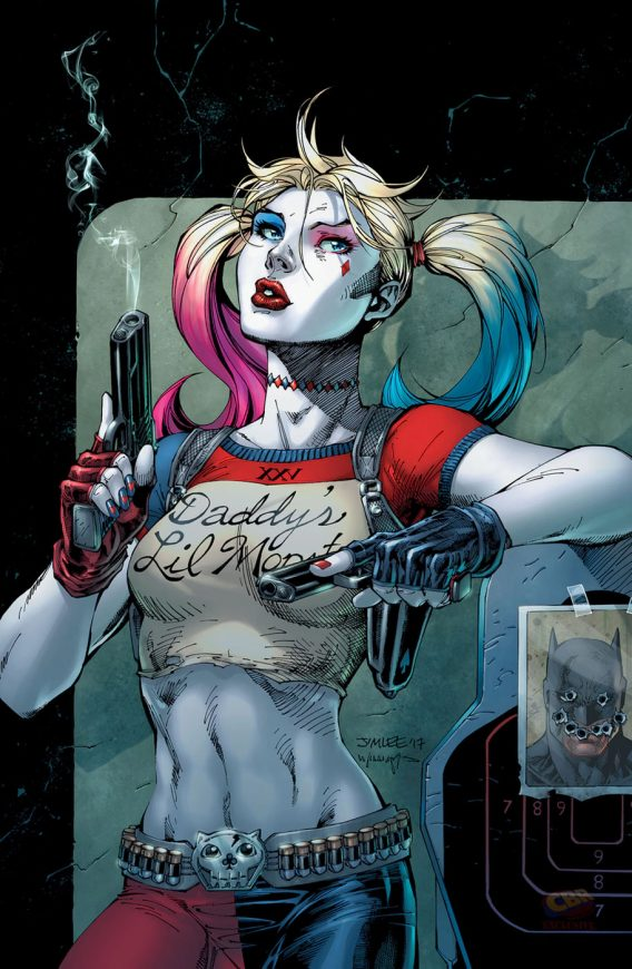 Harley Quinn 25th