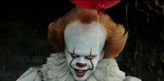 IT Features Pennywise