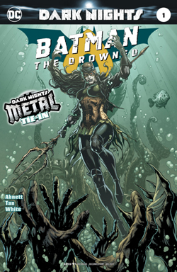 Batman The Drowned 1 cover