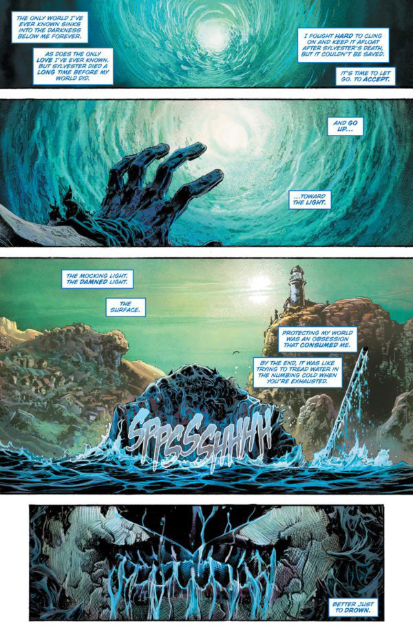 Batman The Drowned 1 preview
