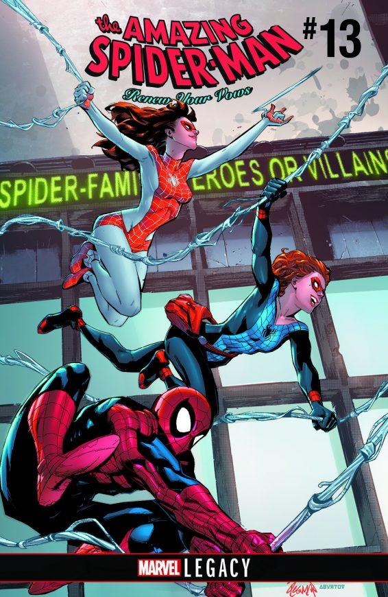 Amazing Spider Man RYV 13