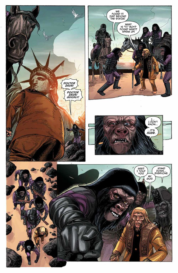 Kong on the Planet of the Apes preview