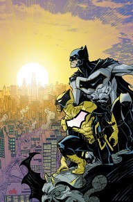 Batman and The Signal cover