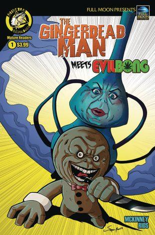 Gingerdeadman Cover