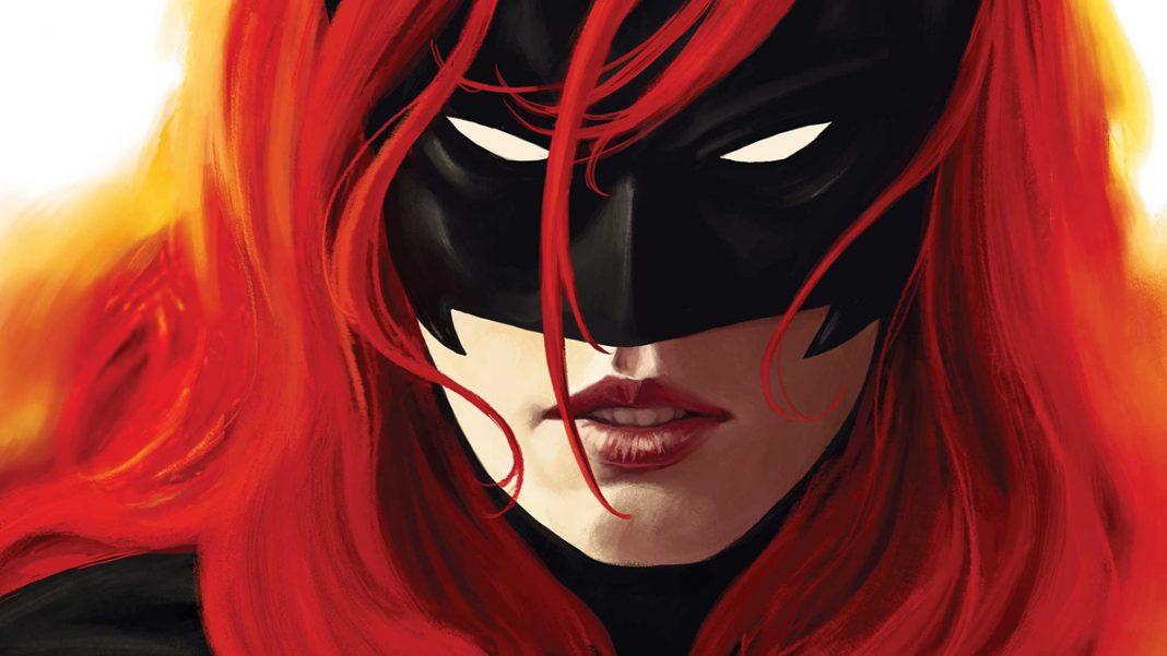 Batwoman Rebirth 1