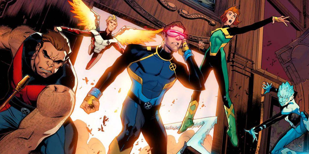 X-Men Blue 1