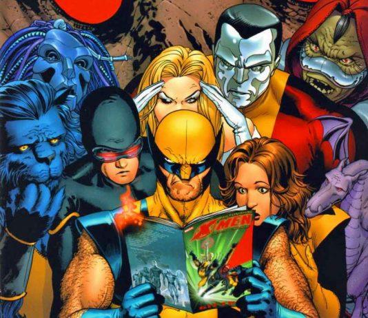 Get into comic books