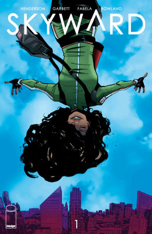 Skyward #1 Cover