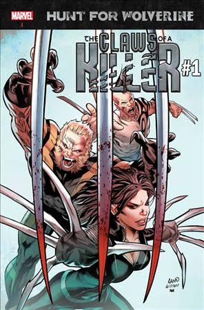 Wolverine Claws Killer Cover