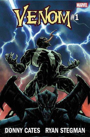 Venom 1 Cover