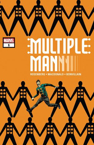 Multiple Man #1 Cover