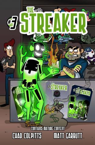 Streaker Cover