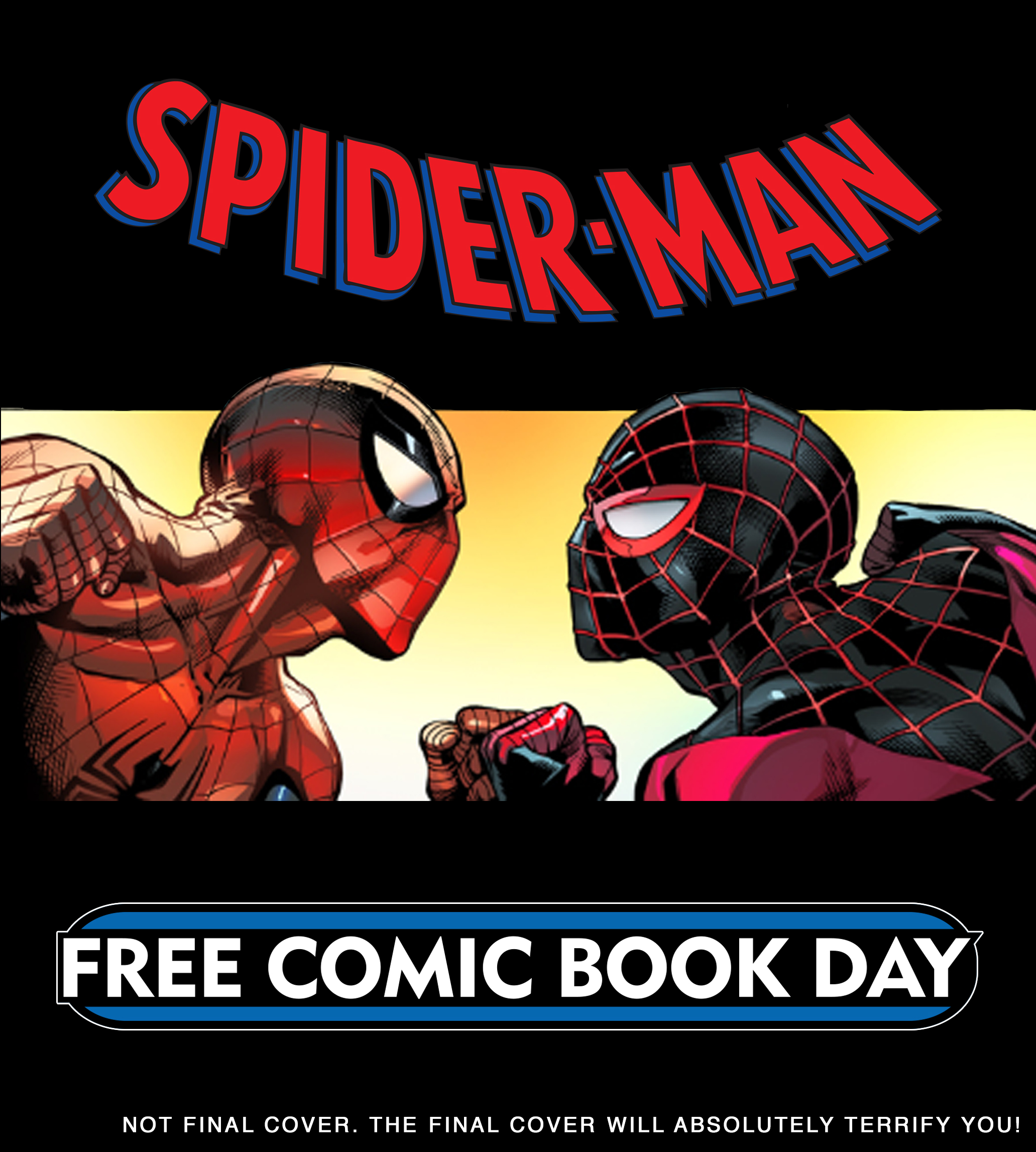 Marvel Announces FCBD 2019 Spider-Man/Venom #1 - Alpha Comics
